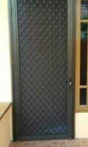 pintu nyamuk ridho jaya